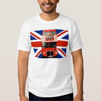Camiseta del recuerdo de Londres Inglaterra Polera