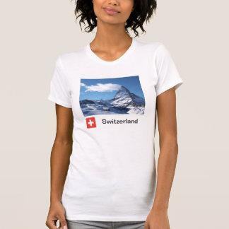 Camiseta del recuerdo de Zermatt Polera