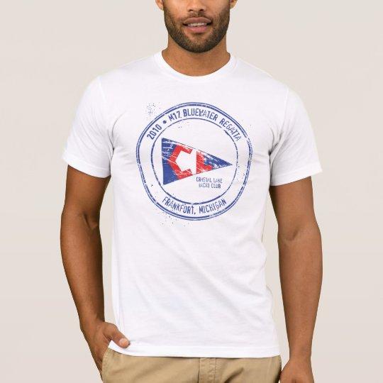 Camiseta del Regatta de 2010 M17 Bluewater