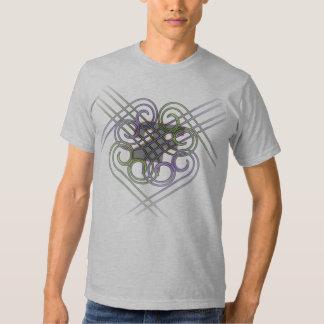 camiseta del remolino 2F Polera