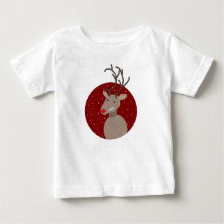 Camiseta del reno de Rudy