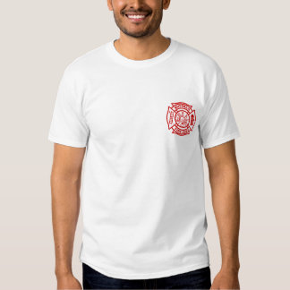 Camiseta del rescate 1 de BFD Remera
