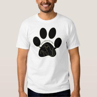 Camiseta del rescate del ALCANCE Remeras