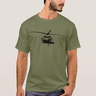 Camiseta del rescate del combate (rotor lleno)
