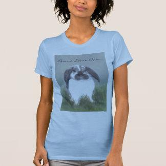 Camiseta del rescate del conejo