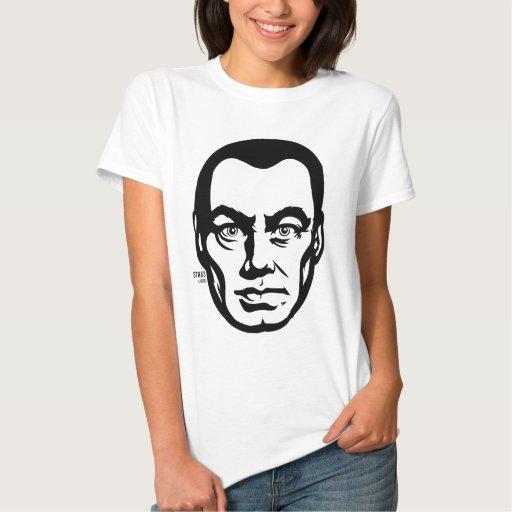 Camiseta del retrato de hermano mayor playera