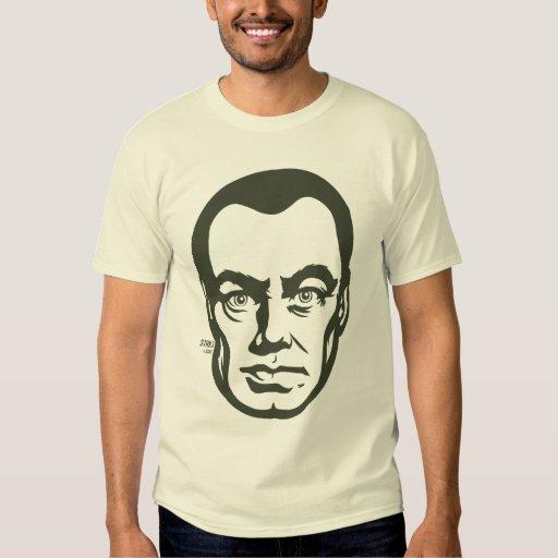 Camiseta del retrato de hermano mayor remera