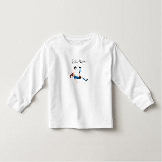 Camiseta del retroceso de bicicleta del fútbol del playera
