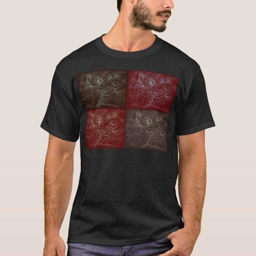 camiseta del retrosnake