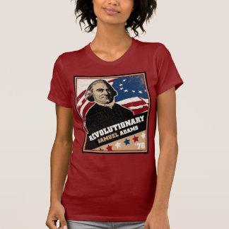 Camiseta del revolucionario de Samuel Adams