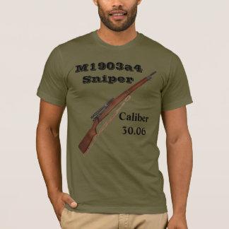 ¡camiseta del rifle de francotirador ww2 - rifle playera