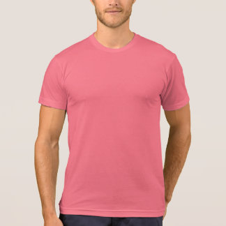 Camiseta del rosa en colores pastel de Sonny Crock