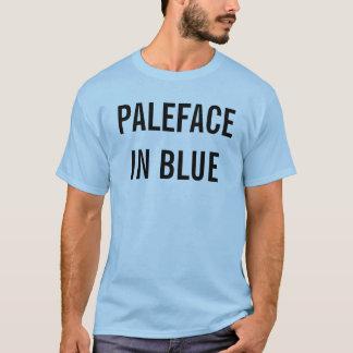 camiseta del rostro pálido