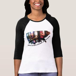 Camiseta del salón de la fama del juego de las