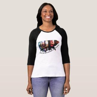 Camiseta del salón de la fama del juego de las remeras