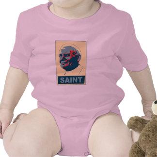 Camiseta del SANTO del arte pop de Juan Pablo II
