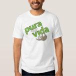 Camiseta del santuario de la pereza de Pura Vida Camisas