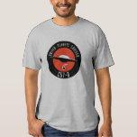 Camiseta del SciFi Playera