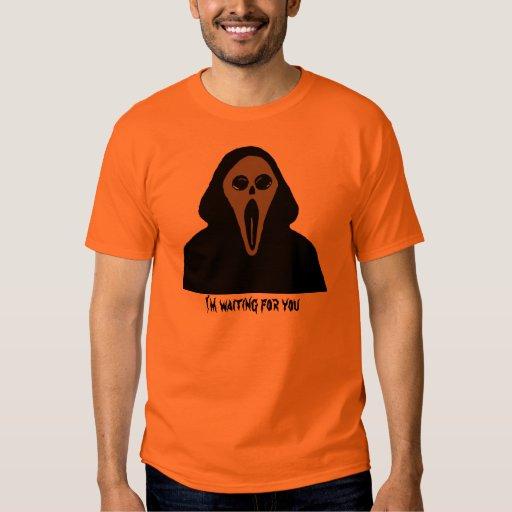 Camiseta del segador de Halloween Remera