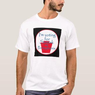 Camiseta del senado de Joe SESTAK