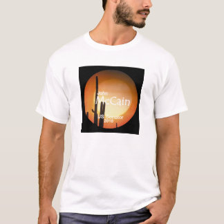Camiseta del senado de McCain Arizona