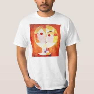 Camiseta del Senecio de Paul Klee Camisas