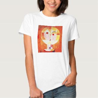 Camiseta del Senecio de Paul Klee Playeras