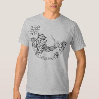Camiseta del Sic Semper Tyrannis Camisas