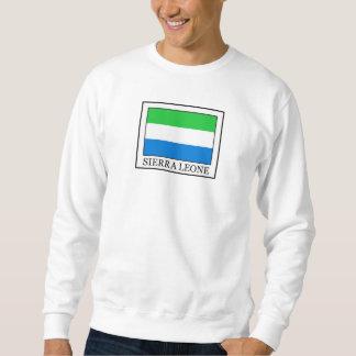 Camiseta del Sierra Leone Suéter