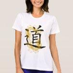 Camiseta del símbolo de TAO
