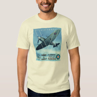 Camiseta del Spitfire Polera