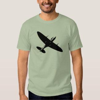 Camiseta del Spitfire Remeras