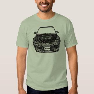 Camiseta del STi de Subaru WRX Remeras