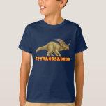 Camiseta del Styracosaurus de los NIÑOS Playera