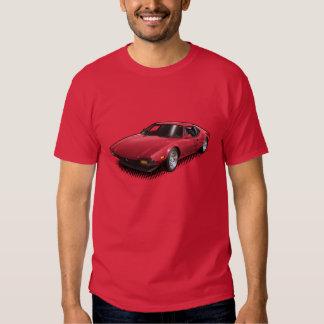 camiseta del SuperCar de Pantera del Playera