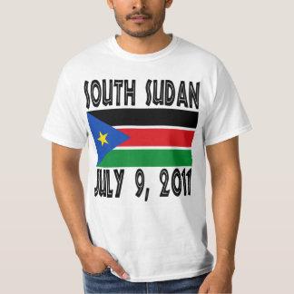 Camiseta del sur de Sudán Remera