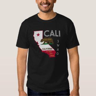 ¡Camiseta del Swag de Cali! Playeras