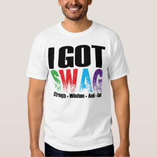 Camiseta del Swag Playeras