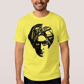 camiseta del swami poleras