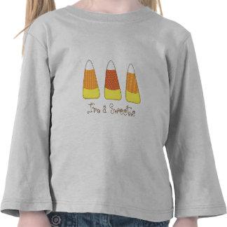 Camiseta del Sweetie de las pastillas de caramelo