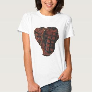 Camiseta del T-Hueso Camisas