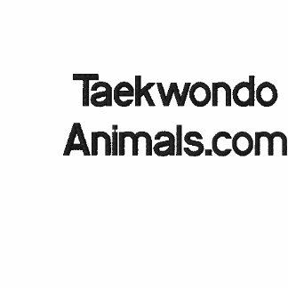 Camiseta del Taekwondo