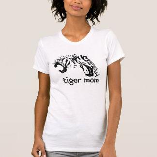 Camiseta del Taekwondo de la mamá del tigre