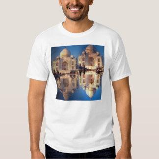 Camiseta del Taj Mahal Playeras