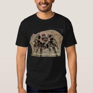 Camiseta del Tarantula Camisas