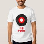 Camiseta del TBA 45 RPM Remeras