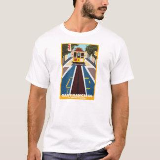 Camiseta del teleférico de SF por Rhonel