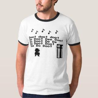 Camiseta del tema central remeras