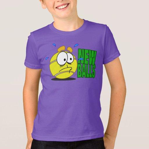 Camiseta del tenis