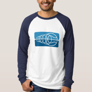 Camiseta del tenis de los hombres frescos: Modelo